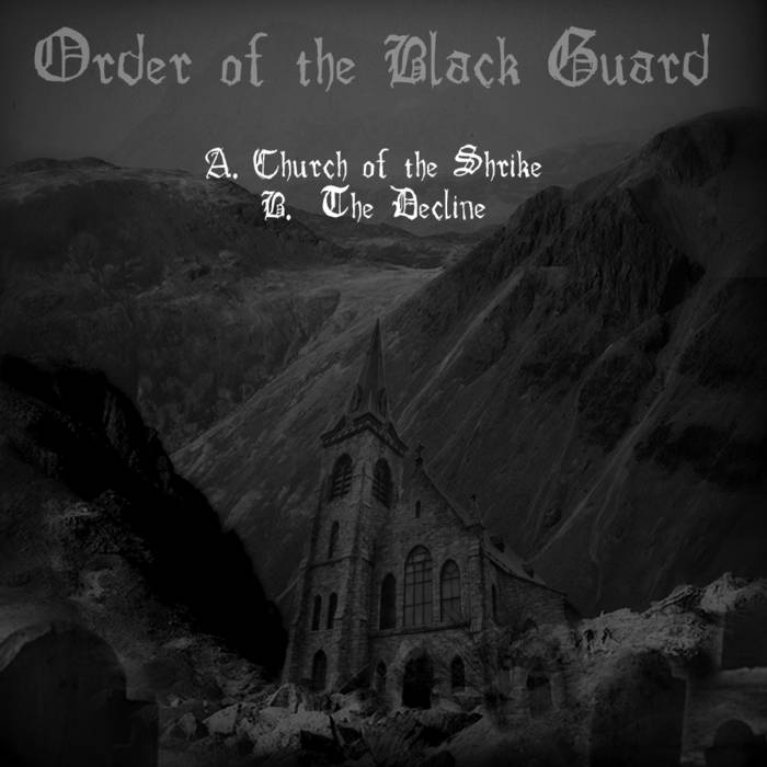 """Church of the Shrike"" cover art"