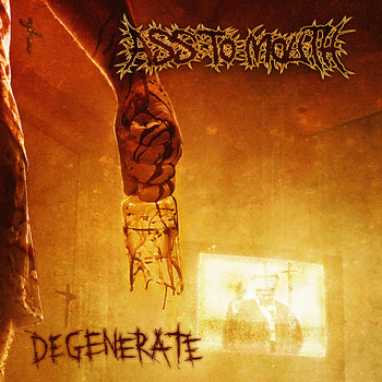 Degenerate cover art