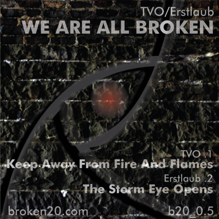 We Are All Broken cover art