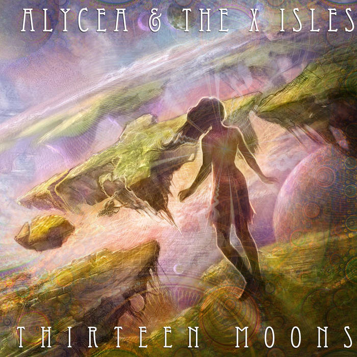 Thirteen Moons cover art