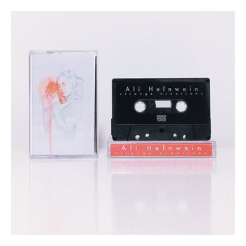 Ali Helnwein — Strange Creations cover art