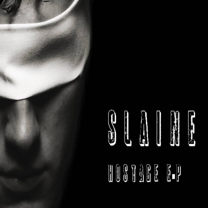 Hostage e.p cover art