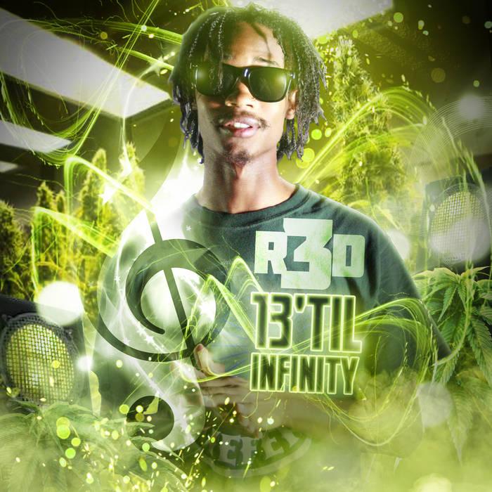 13' Til Infinity cover art