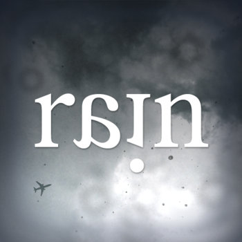 Strange Rain cover art