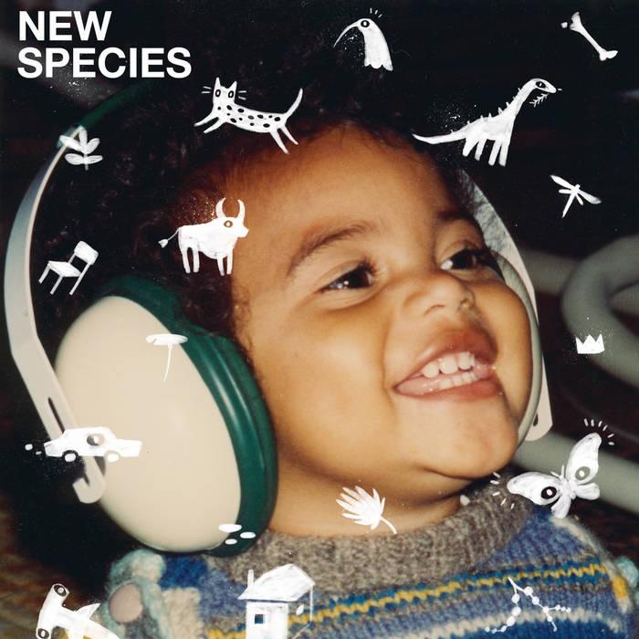 New Species - Remix EP cover art