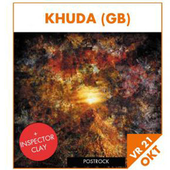 Khuda (10/21/11) cover art