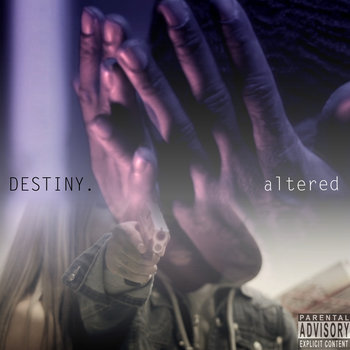 DESTINY. altered cover art