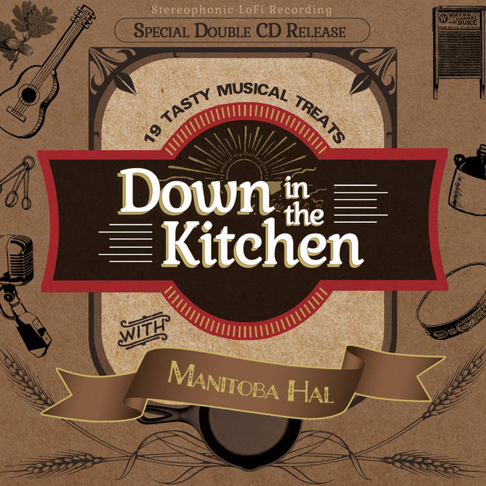 Down In The Kitchen cover art
