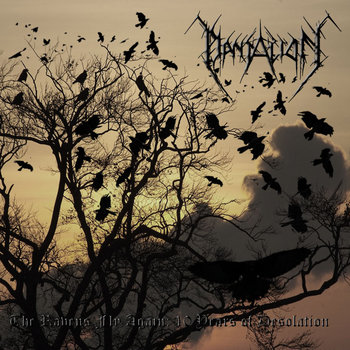 The Ravens Fly Again:10 Years of Desolation cover art