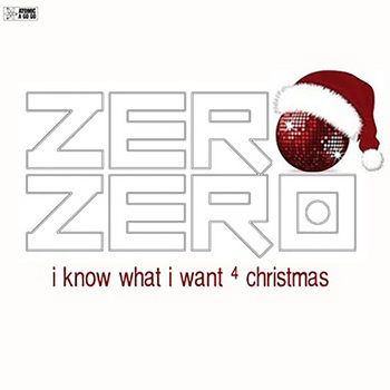 I Know What I Want 4 Christmas cover art