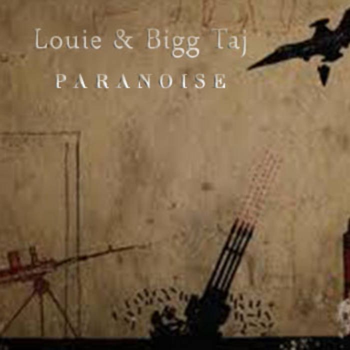 Paranoise cover art