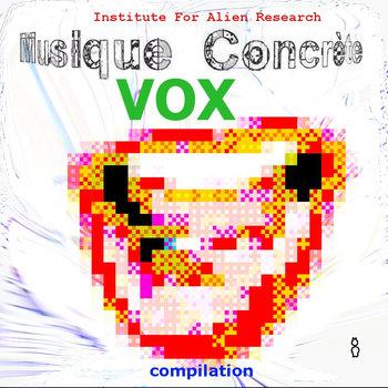 IFAR Musique Concrète VOX compilation cover art