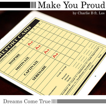 Make You Proud by Charlie B ft. Los cover art