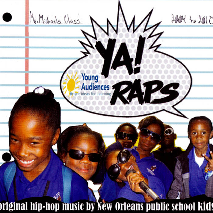 YA! Young Audiences Raps cover art
