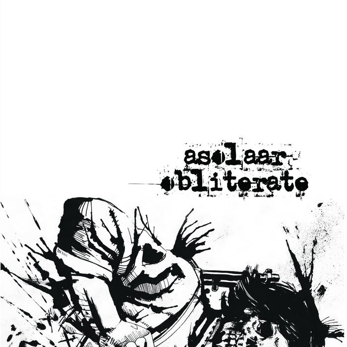 Obliterate cover art