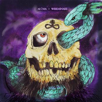 Split Akûma/Weedsnake cover art