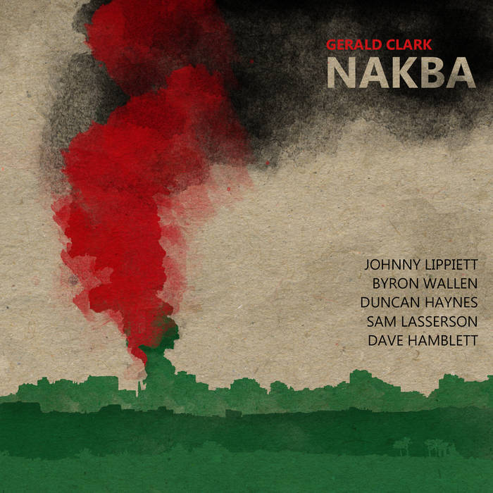 Nakba cover art