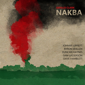 Nakba cover art
