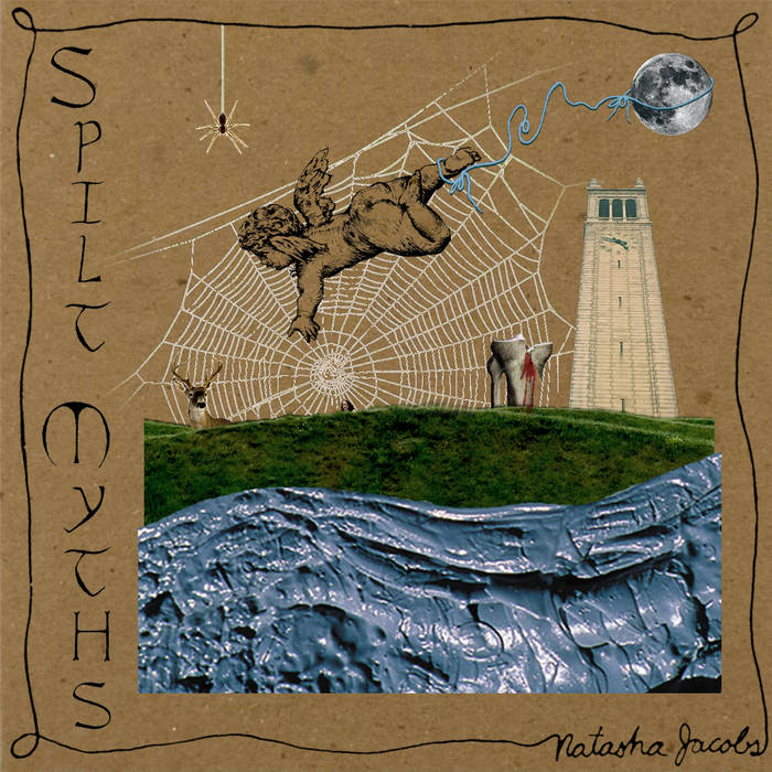 Spilt Myths -EP cover art