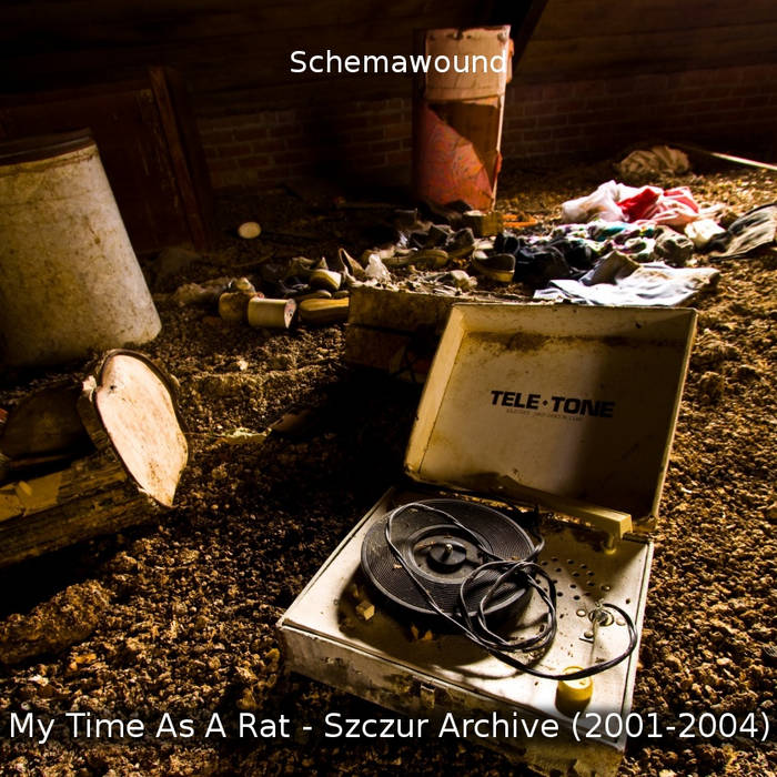 My Time As A Rat - Szczur Archive (2001-2004) cover art