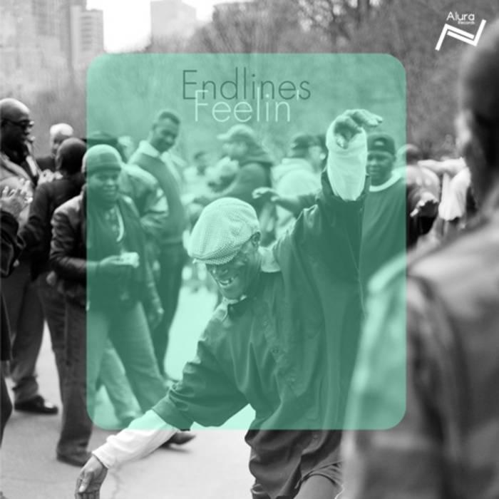 Feelin' EP cover art