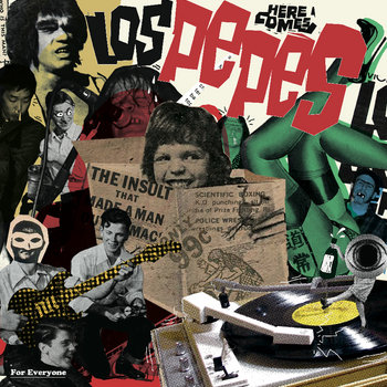 Los Pepes For Everyone (Side A) cover art