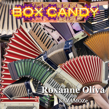 BOX CANDY cover art