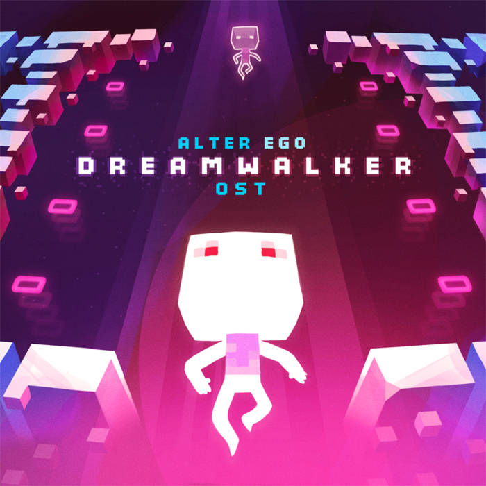 Alter Ego Dreamwalker OST cover art