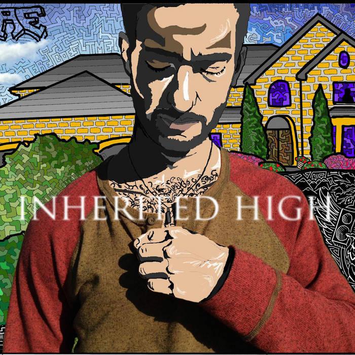 Inherited High cover art
