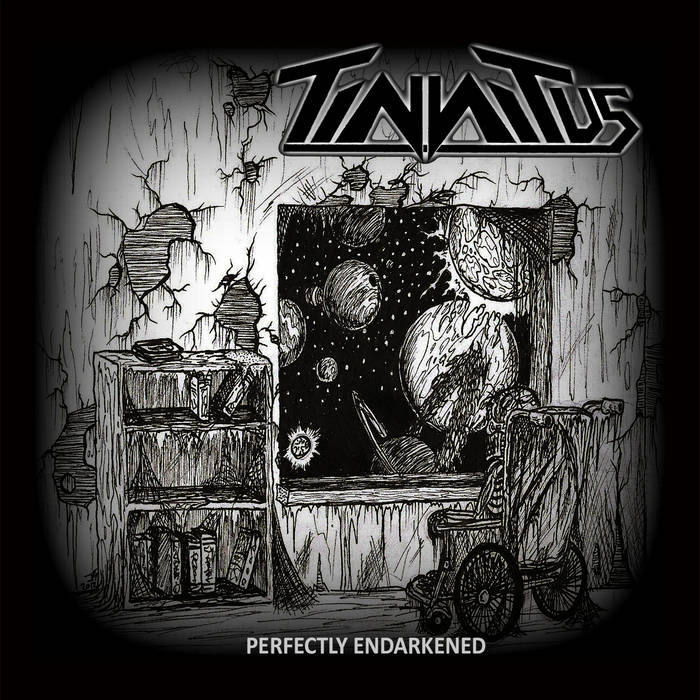 Perfectly Endarkened E.P. cover art