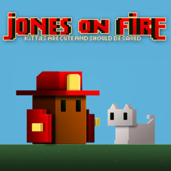 Jones On Fire OST cover art