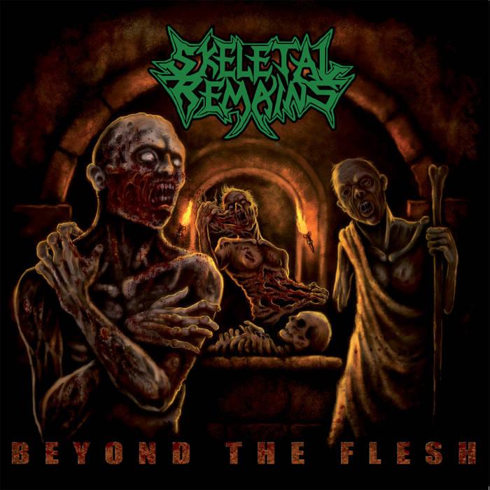 Beyond The Flesh cover art