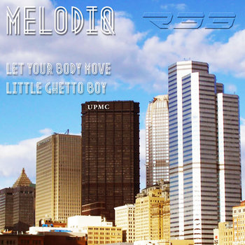 Melodiq by R33 cover art