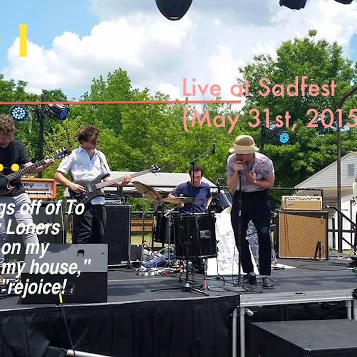 Mediseasin Live at SADFEST (May 31st, 2015) cover art
