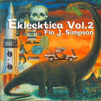 Eklecktica Vol. 2 cover art