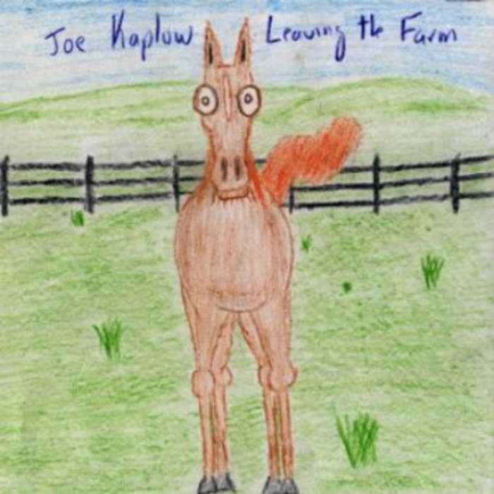 Leaving The Farm cover art