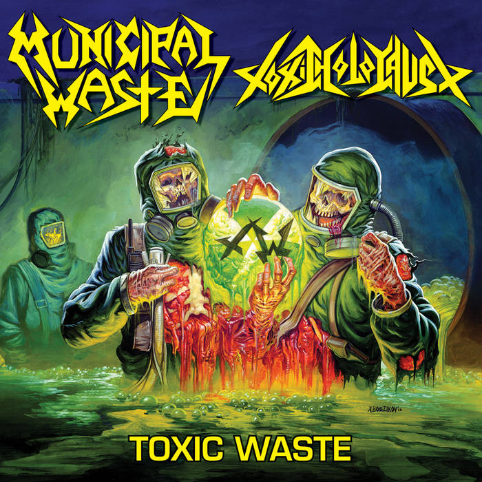 Toxic Waste cover art