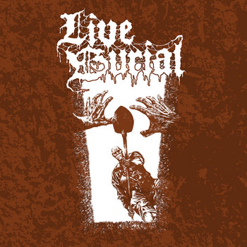 Live Burial cover art