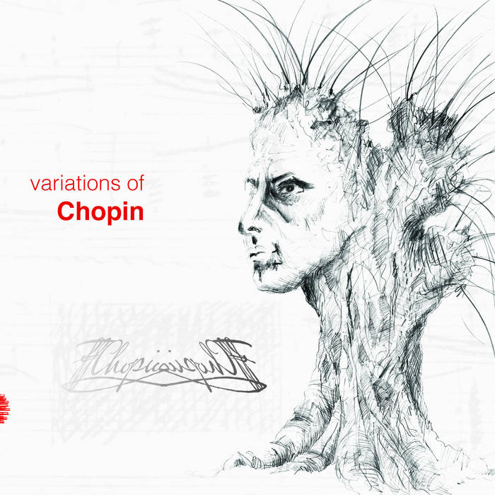 Variations of Chopin cover art