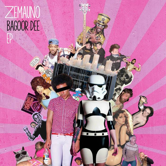 Bagoor Dee EP cover art