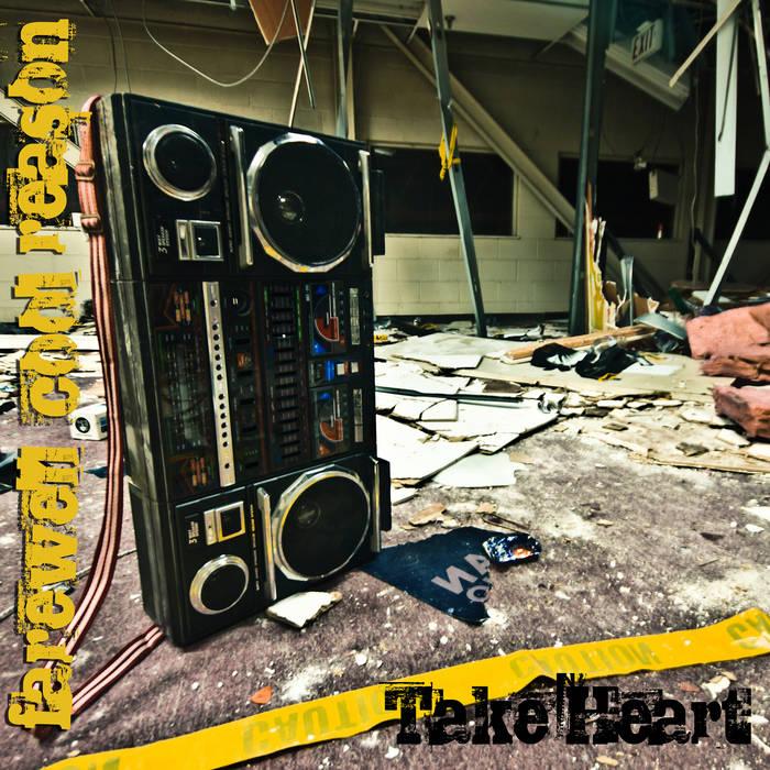 Take Heart cover art
