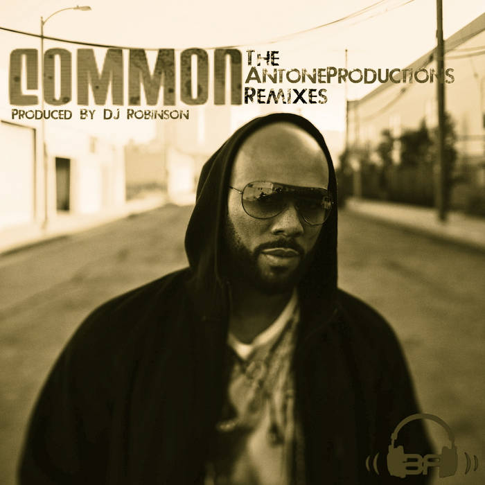 The Common Remixes cover art