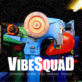 Spinning Gears and Making Things cover art