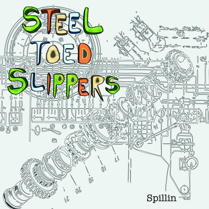 Spillin cover art