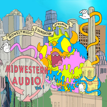 Midwestern Audio Vol. 1 cover art