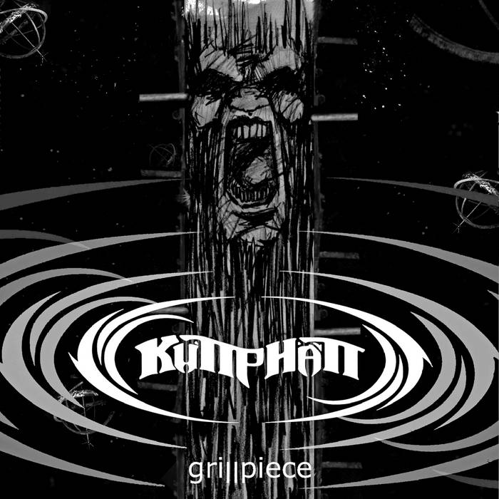 Grillpiece cover art