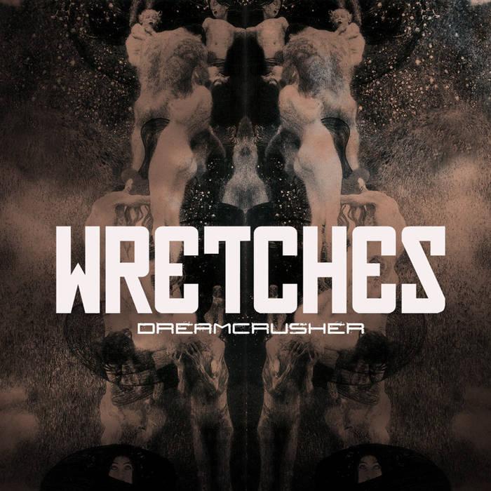 DREAMCRUSHER cover art