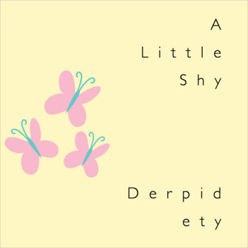 A Little Shy cover art