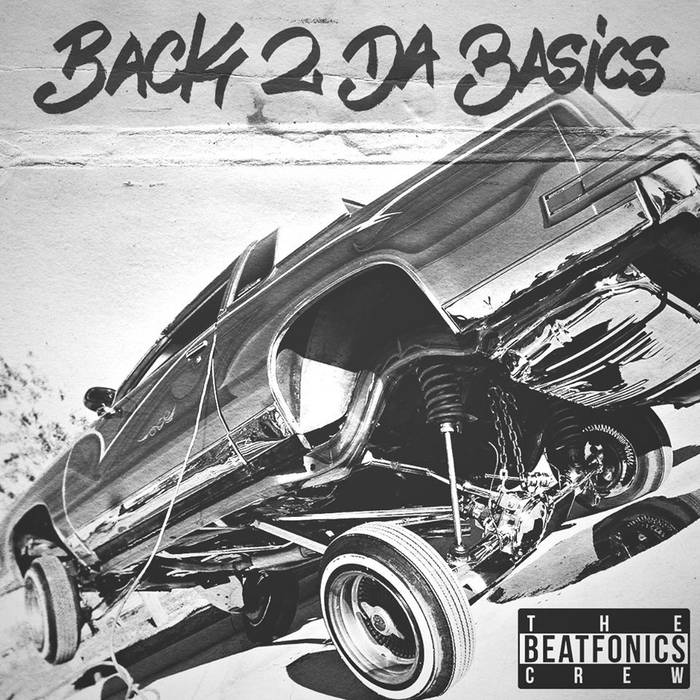Back 2 Da Basics cover art