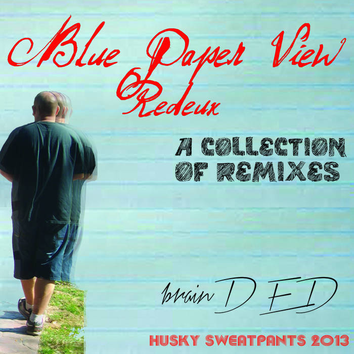 Blue Paper View Redeux cover art